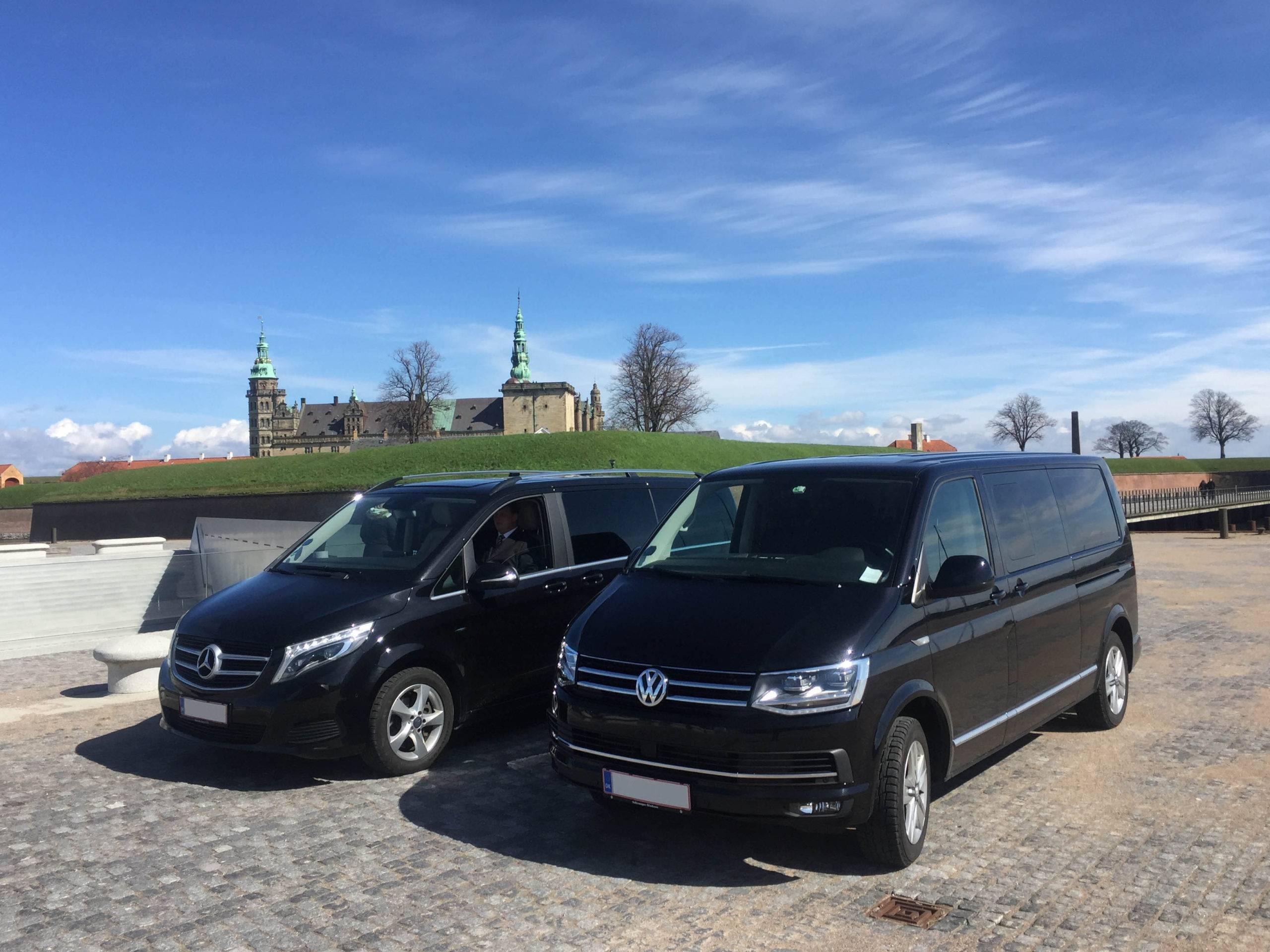 minivan Service Copenhagen