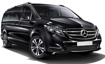 Mercedes Limousine Vans