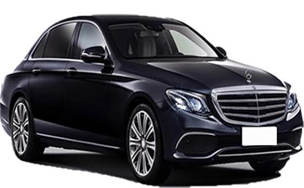 Mercedes Limousine